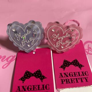 Angelic Pretty - トッピングハート リング 2点