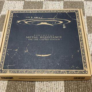 ベビーメタル(BABYMETAL)のBABYMETAL METAL RESISTANCE(ミュージック)