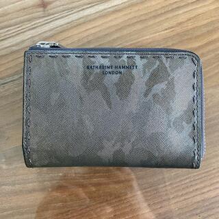 キャサリンハムネット(KATHARINE HAMNETT)のKATHARINE HAMNETT(折り財布)