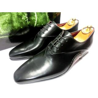 サントーニ(Santoni)の【新品◆オパンケ製法】MAGNANNI マグナーニ 革靴 39 25cm(ドレス/ビジネス)