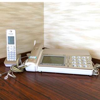 パナソニック(Panasonic)のPanasonic KX-PD604-N(電話台/ファックス台)