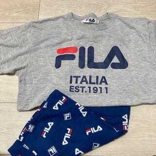 FILA - FILAルームウェア上下セット160