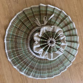 ロンハーマン(Ron Herman)のlornamurray child capri konnosbay 帽子(麦わら帽子/ストローハット)