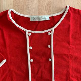Dot&Stripes CHILDWOMAN - ドットアンドストライプス Tシャツ