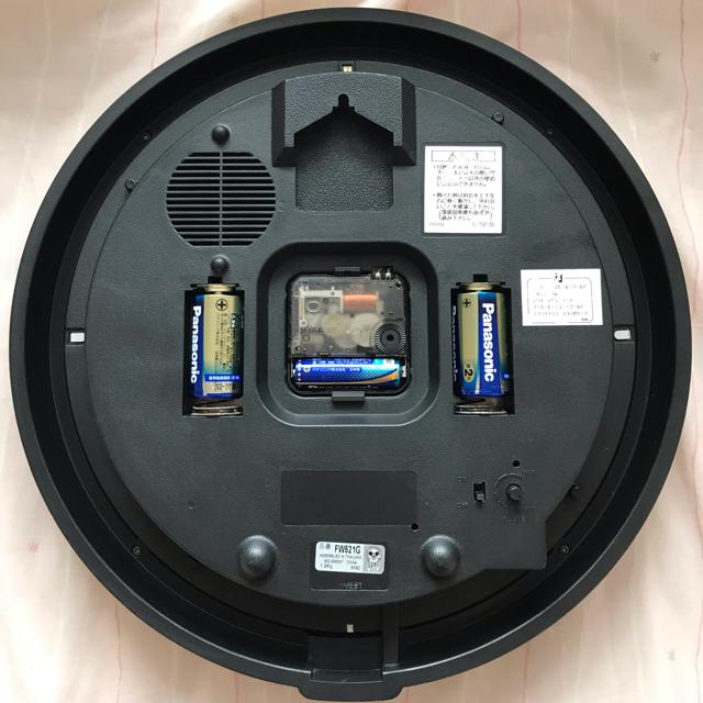 SEIKO(セイコー)のディズニータイム メロディー時計 FW521G セイコー インテリア/住まい/日用品のインテリア小物(掛時計/柱時計)の商品写真
