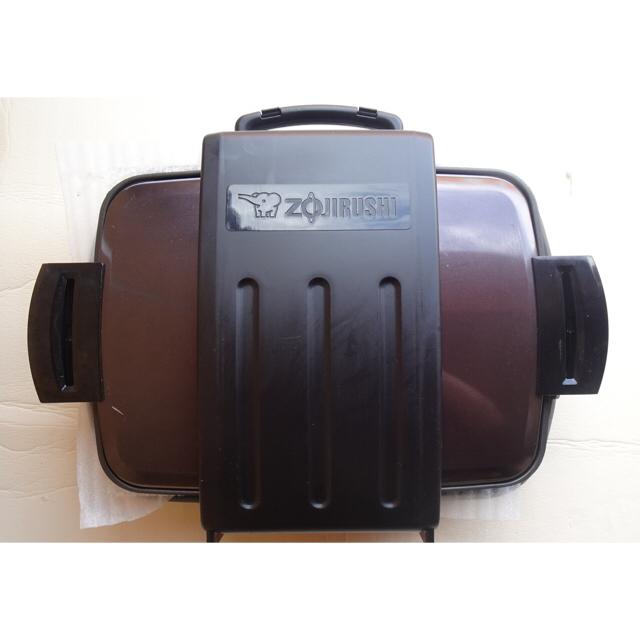 象印(ゾウジルシ)の象印 ホットプレート やきやき/EA-GV35 スマホ/家電/カメラの調理家電(ホットプレート)の商品写真