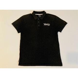 ノートン(Norton)のNorton ポロシャツ/刺繍/ブラック/黒/メンズ/SIZE:M(ポロシャツ)