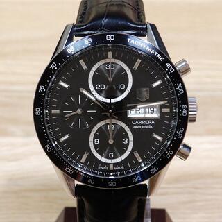 TAG Heuer - 新品同様 タグホイヤー カレラ キャリバー16 デイデイト 腕時計 メンズ