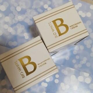 エビスケショウヒン(EBiS(エビス化粧品))の新品未開封 エビス化粧品 エビスビーホワイト クリーム 2個セット(フェイスクリーム)