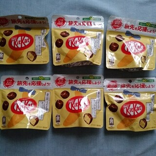 Nestle - ネスレキットカット東京ばな奈「見ぃつけたっ」6袋セット商品