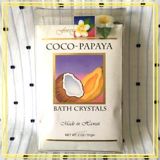 Bath & Body Works - forever florals BATH CRYSTALS ハワイバスソルト3点