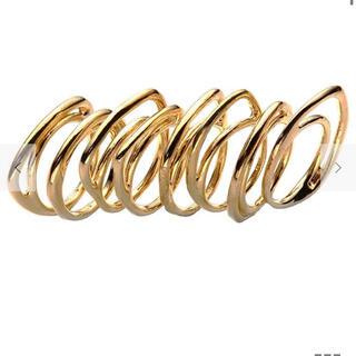 アッシュペーフランス(H.P.FRANCE)のイオッセリアーニ パズルリング(リング(指輪))