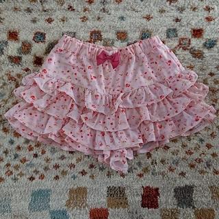 エニィファム(anyFAM)のパンツスカート 120cm anyFAM (スカート)
