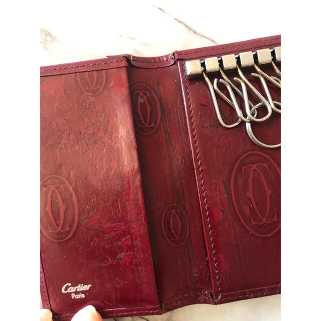 Cartier(カルティエ)のカルティエ キーケース レディースのファッション小物(キーケース)の商品写真