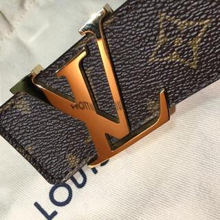 ルイヴィトン(LOUIS VUITTON)の【美品】LOUIS VUITTON  メンズベルト 85(ベルト)