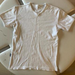 アヴィレックス(AVIREX)のアビレックスTシャツ 白M(Tシャツ/カットソー(半袖/袖なし))