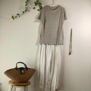 フォーティーファイブアールピーエム(45rpm)の  ☘️45rpmらしくシンプルながら品が有ります☘️コスコス様専用(Tシャツ(半袖/袖なし))