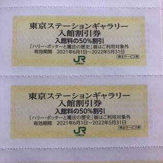 東京ステーションギャラリー50%割引券 2枚(その他)