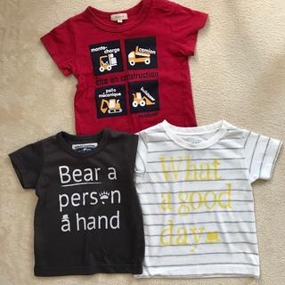 エニィファム(anyFAM)のTシャツ 3枚セット 90(Tシャツ/カットソー)