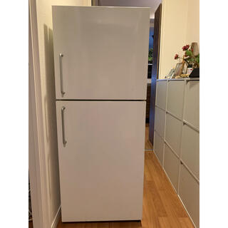 ムジルシリョウヒン(MUJI (無印良品))の無印 冷蔵庫 デザイナーズ 廃盤モデル(冷蔵庫)
