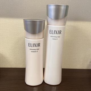 ELIXIR - エリクシール ホワイト ローション 乳液