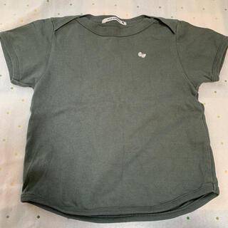 ミナペルホネン(mina perhonen)のミナペルホネン  ズットTシャツ 80センチ(Tシャツ)