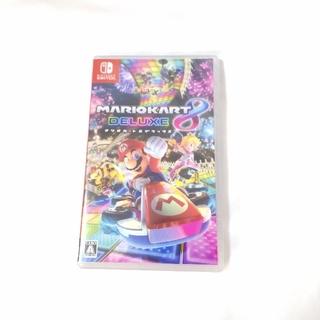 ニンテンドースイッチ(Nintendo Switch)のマリオカート8 デラックス Switch 新品未開封(家庭用ゲームソフト)