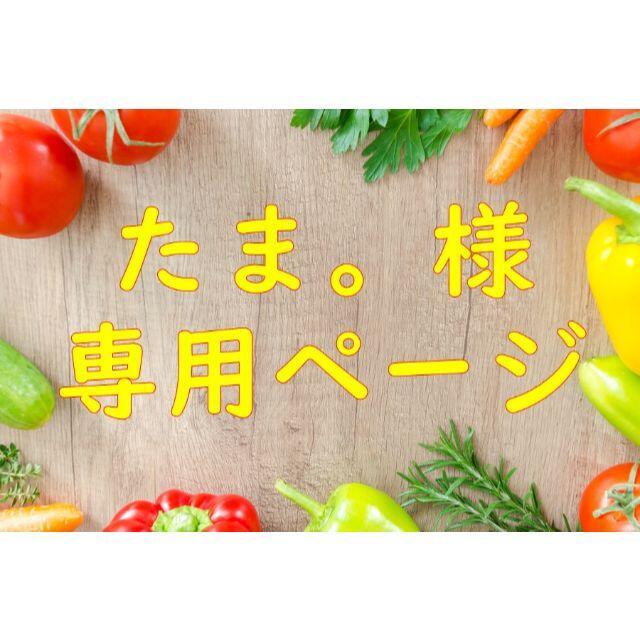 ★たま。様専用ページ 食品/飲料/酒の食品(野菜)の商品写真