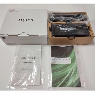 AQUOS - AQUOS ケータイ3 806SH ブラック SIMフリー