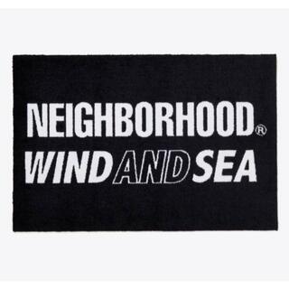 ネイバーフッド(NEIGHBORHOOD)のNEIGHBORHOOD NHWDS / N-MAT WIND AND SEA (ラグ)