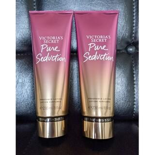 ヴィクトリアズシークレット(Victoria's Secret)の正規品 ヴィクトリアシークレット ボディーローション 2本セット新品 ヴィクシー(ボディローション/ミルク)