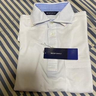 スーツカンパニー(THE SUIT COMPANY)のスーツカンパニー 未使用ビズポロ(ポロシャツ)