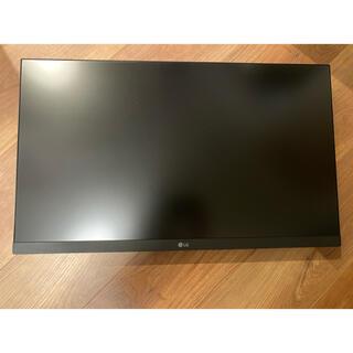エルジーエレクトロニクス(LG Electronics)のLGゲーミングモニター UltraGear 24GN650 23.8インチ(ディスプレイ)