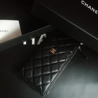 シャネル(CHANEL)のCHANEL 新品 お財布 携帯ケース(iPhoneケース)