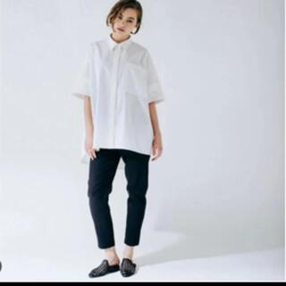 ドゥーズィエムクラス(DEUXIEME CLASSE)のYONFA  big box shirt(シャツ/ブラウス(半袖/袖なし))