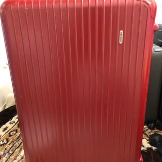 RIMOWA - リモワ スーツケース レッド RIMOWA 赤