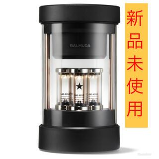 バルミューダ(BALMUDA)の【新品未使用】バルミューダ The Speaker M01A-BK(スピーカー)