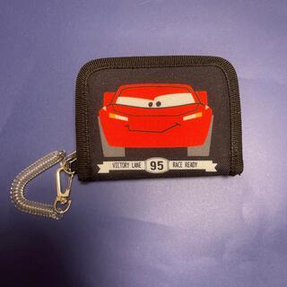ディズニー(Disney)のマックイーン カーズ 財布 キッズサイフ 子供サイフ キャラクター ピクサー(財布)