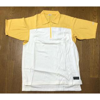 エレッセ(ellesse)の未着用! エレッセ メンズ ポロシャツ テニスゲームシャツ(ポロシャツ)