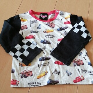 Disney - ベビー カーズ 長袖 Tシャツ 90cm