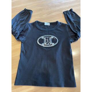セリーヌ(celine)のセリーヌ ブラック 100(Tシャツ/カットソー)