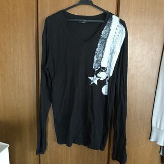 ディーゼル(DIESEL)のディーゼル薄手長袖Tシャツ(Tシャツ/カットソー(七分/長袖))