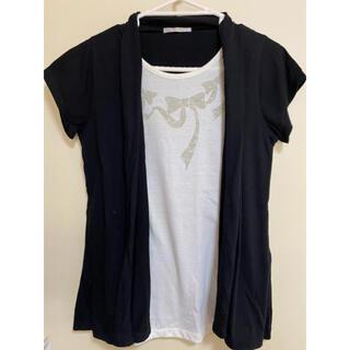 エルプラネット(ELLE PLANETE)のTシャツ レディース(Tシャツ(半袖/袖なし))