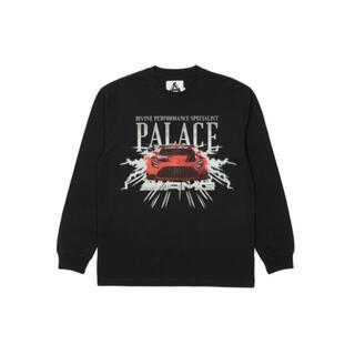 """シュプリーム(Supreme)のPALACE AMG LS T-Shirt """"Black""""(Tシャツ(長袖/七分))"""