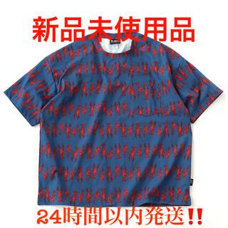ジムマスター(GYM MASTER)のgym master ストレッチドライハッピーペイントビックTee(Tシャツ/カットソー(半袖/袖なし))