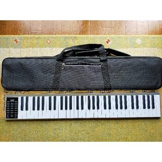 ニコマク  電子ピアノ 携帯型 61鍵盤 2020年(電子ピアノ)