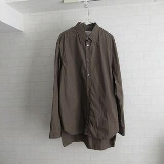 マルタンマルジェラ(Maison Martin Margiela)のMaison Margiela 10 切り返しシャツ(シャツ)