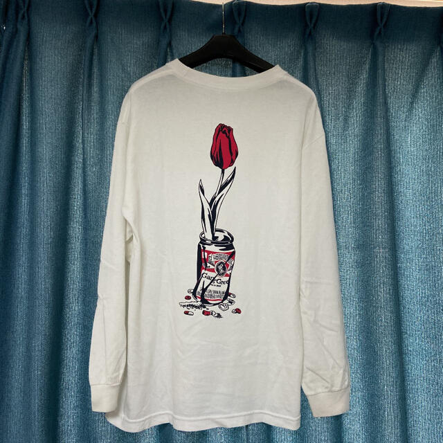 GDC(ジーディーシー)のwasted youth ロングスリーブ ロンT メンズのトップス(Tシャツ/カットソー(七分/長袖))の商品写真