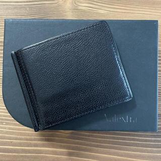 Valextra - Valextra ヴァレクストラ マネークリップ 二つ折り 財布