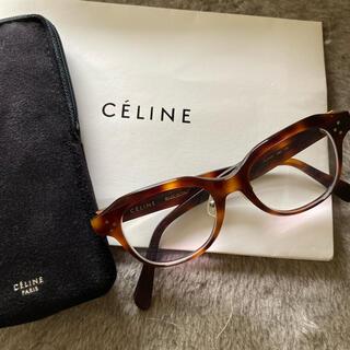 セリーヌ(celine)のceline 眼鏡 セリーヌ CL41457(サングラス/メガネ)